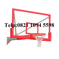 Basketball Acrylic Materials Reflective Boards 1