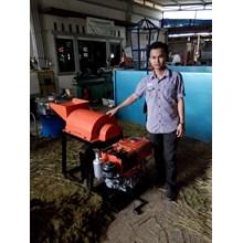 Mesin Pencacah Jerami Padi Jadi Kompos Bogor