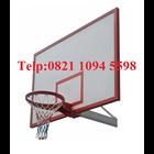 Papan Pantul Basket Bahan Fiber Tebal 20 mm 1