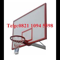 Papan Pantul Basket Bahan Fiber Tebal 20 mm