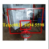 Papan Pantul Basket Bahan Akrilik Tebal 20 mm