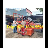 Ring Basket Portable Hidrolik Manual
