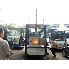 Mesin Incinerator Untuk Sampah Umum