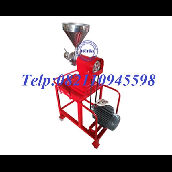 Mesin Penggiling / Pembubuk Kopi (Mesin Grinder Kopi)