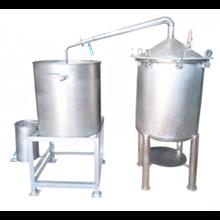 Alat Destilasi Asap Cair Grade 2