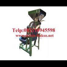 Mesin Penepung (Disk Mill) Stainless Steel