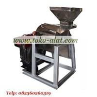 Mesin Penepung (Hammer Mill) Stainless Steel
