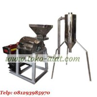 Jual Mesin Penepung (Hammer Mill) Stainless Steel Cyclon