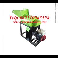 Mesin Pencacah Kompos / Mesin Penghancur Bahan Baku Pupuk Organik EC02