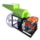 Mesin Pencacah Kompos / Mesin Penghancur Bahan Baku Pupuk Organik EC04 2