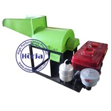 Mesin Pencacah Kompos / Mesin Penghancur Bahan Baku Pupuk Organik EC05