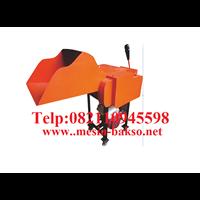 Mesin Pencacah Kompos / Mesin Penghancur Bahan Baku Pupuk Organik EC16(Multi Guna)