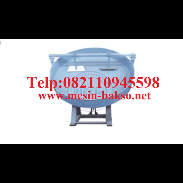 Mesin Granulator Pupuk Organik