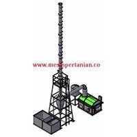 Distributor Jual Mesin Incenerator Rumah Sakit Mesin Incinerator  3