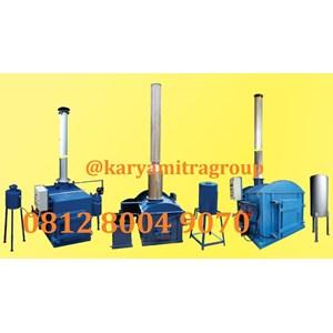 Mesin Incinerator Incenerator Limbah Umum dan Farmasi