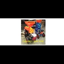 Mesin Pengupas Kulit Kopi Kering  (Huller Kopi) Dan Mesin Pengupas Kulit Kopi Basah (Pulper Kopi) – Portable dengan Roda