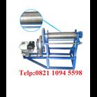 Mesin Hand Mangel Press Karet Batik Dengan Motor Penggerak 1
