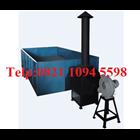 Mesin Box Dryer - Mesin Pengering Kemiri Kap. 750 Kg/Proses Tanpa Pengaduk 2