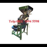 Mesin Penepung Umbi (Disk mill) Stainless Steel Kapasitas 55 kg