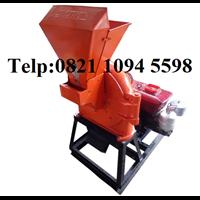 Mesin Penepung Umbi (Disk mill) Besi Kapasitas 190 Kg