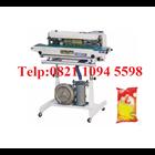 Continuous Sealer Mesin Pengemas Plastik Makanan Semi Otomatis 1
