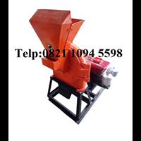 Mesin Penepung Singkong (Disk mill) Besi Kapasitas 380 Kg/jam