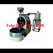 Mesin Sangrai Coklat Kakao / Mesin Roaster Coklat Kakao Kapasitas 10 kg/proses