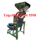 Mesin Penepung Jagung (Disk mill) Stainless Steel Kapasitas 55 Kg/ Jam 1