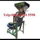 Mesin Penepung Jagung (Disk mill) Stainless Steel Kapasitas 180 Kg/ Jam 1