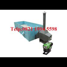 Mesin Box Dryer - Mesin Pengering Jagung/Pengering Biji-bijian Kapasitas 3000-4000 Kg/Proses Dengan Pengaduk