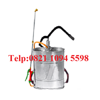 Hand Sprayer Tungho Semi Automatic Stainless Steel
