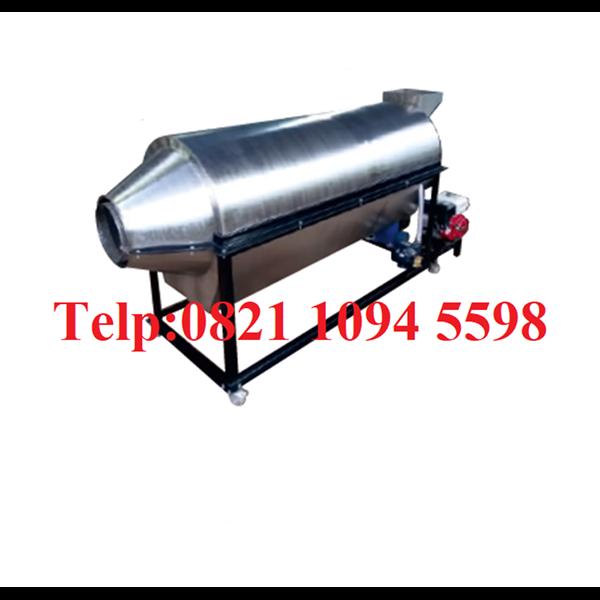 Mesin Pencuci Kacang Tanah Stainless Steel - Mesin Pencuci Biji-Bijian