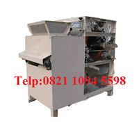 Mesin Pengupas Kulit Ari Kacang Tanah Kapasitas 50 Kg/Jam