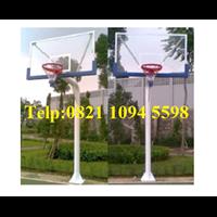 Harga Ring Basket Tiang Tanam Dengan Papan pantul Akrilik Tebal 15 MM