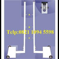 Tiang Badminton Portabel Type 1