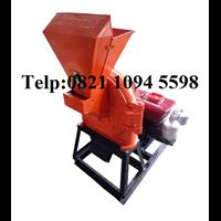 Mesin Penepung Jagung - Disk Mill Besi Kapasitas 28 Kg/Jam
