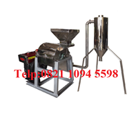 Harga Mesin Penepung Jagung With Cyclone - Hammer Mill With Cyclone Material Stainless Steel