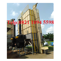 Bengkel Mesin Pengering Jagung - Vertical Dryer - Mesin Pengering Biji-Bijian