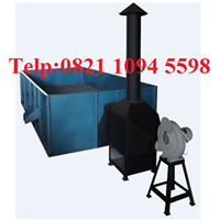 Mesin Box Dryer - Mesin Pengering Jagung Tanpa Pengaduk