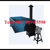 Mesin Box Dryer - Mesin Pengering Jagung Tanpa Pengaduk Kapasitas 750 Kg/Proses