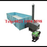 Mesin Box Dryer - Mesin Pengering Jagung Kapasitas 3000-4000 Kg/Proses Tanpa Pengaduk