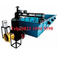 Mesin Box Dryer - Mesin Pengering Jagung Kapasitas 3000-4000 Kg/Proses Dengan Pengaduk