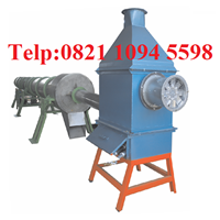 Mesin Rotary Dryer (Mesin Pengering Jagung)