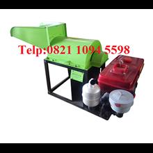 Mesin Pencacah Sampah Mesin Pencacah Kompos - Mesin Pencacah Rumput - Mesin Pencacah Jerami Padi HORJA CPS-EC05