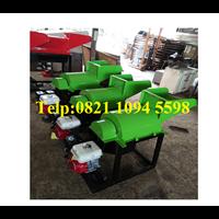 Pabrikasi Mesin Pencacah Sampah - Mesin Pencacah Rumput - Mesin Pencacah Jerami Padi HORJA CPS-EC02