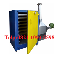 Mesin Pengering Sagu - (Drying Oven Pengering Sagu)