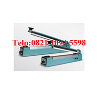 Hand Sealer Side Cutter( Mesin Press Pengemas Makanan )
