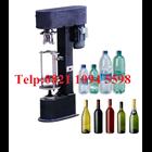 Mesin Penutup Botol Plastik & Alumunium 1