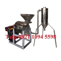 Mesin Hammer Mill Cyclone / Penepung Pinang