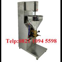 Spesifikasi Mesin Cetak Bakso Sistem Gunting